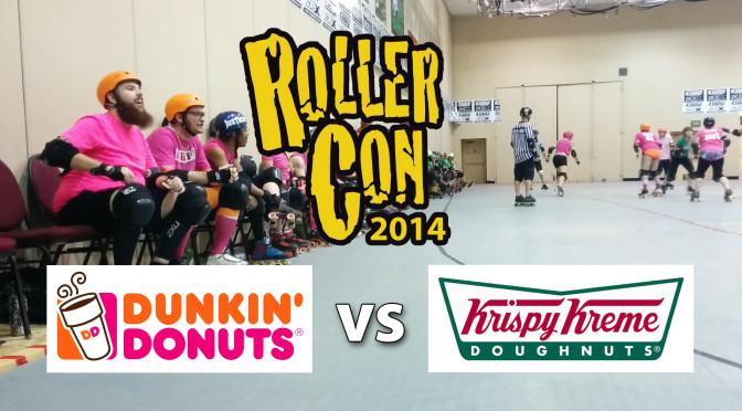 RollerCon 2014: Donut Wars
