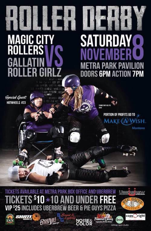 "Lisa ""Hotwheel$"" Graham makes her roller derby debut—from a wheelchair."