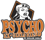 OC ROLLER GIRLS (PSYCHO EX GIRLFRIEND)