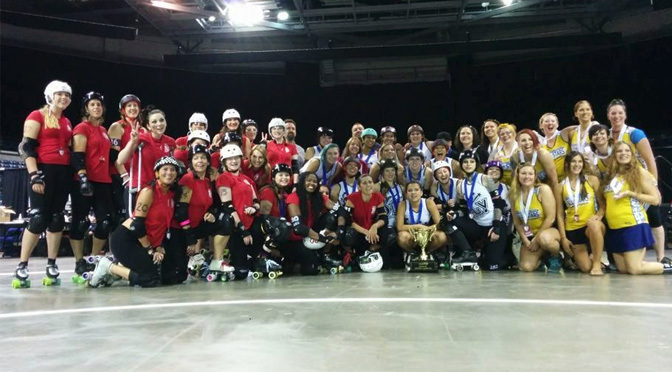 USARS Derby Nationals 2014 Recap