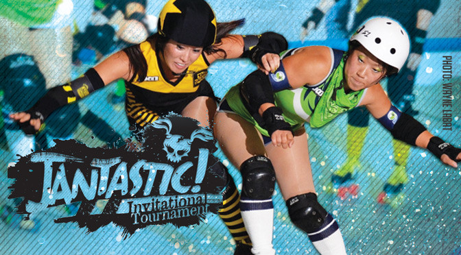 Jantastic Invitational Looks to Bring Out the Best of RDCL Derby