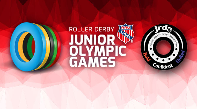 JRDA Partners with USARS, AAU for First Roller Derby Junior Olympics