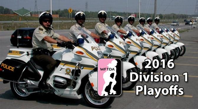 WFTDA 2016 Division 1 Playoffs: Quebec's Language Police