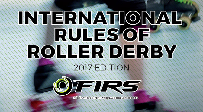 FIRS Unveils 1st Edition of International Roller Derby Rules