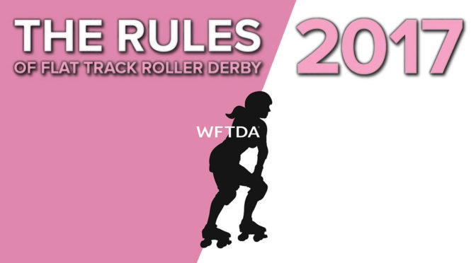 WFTDA Releases Overhauled Rules Update for 2017